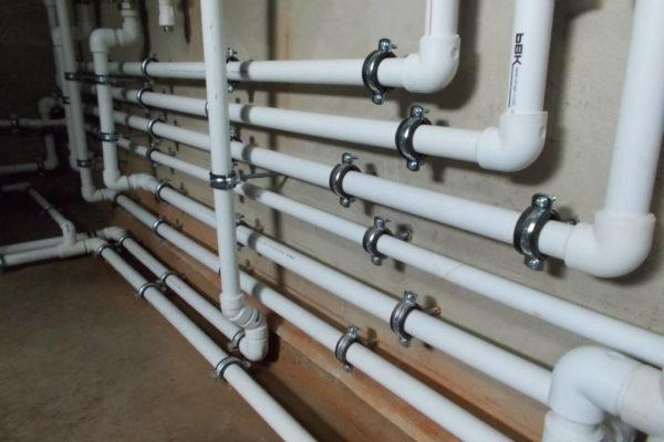 Замена труб, стояков, канализации